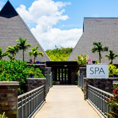 Отель Intercontinental Fiji Golf Resort & Spa Вити-Леву