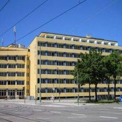 Отель A&o Muenchen Hauptbahnhof Мюнхен парковка