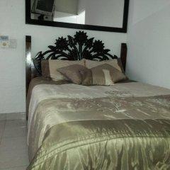 Отель Hacienda Agua Azul Мексика, Плая-дель-Кармен - отзывы, цены и фото номеров - забронировать отель Hacienda Agua Azul онлайн комната для гостей фото 4