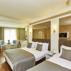 Отель SERES Стамбул комната для гостей фото 5