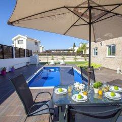 Отель Villa Hollywood Кипр, Протарас - отзывы, цены и фото номеров - забронировать отель Villa Hollywood онлайн балкон
