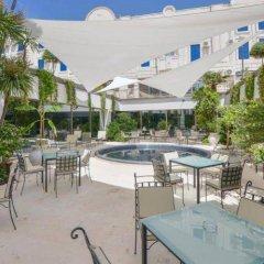 Hotel Mogren бассейн