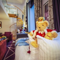 Отель The Grand Mark Prague 5* Люкс с различными типами кроватей фото 2