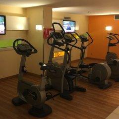 Отель Movenpick City Centre Амстердам фитнесс-зал фото 4