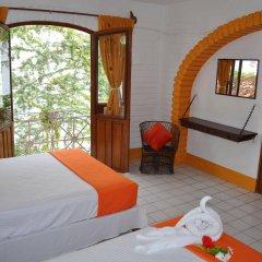 Hotel Hacienda de Vallarta Centro комната для гостей фото 5