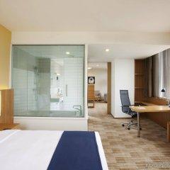 Отель Holiday Inn Express Beijing Minzuyuan Китай, Пекин - отзывы, цены и фото номеров - забронировать отель Holiday Inn Express Beijing Minzuyuan онлайн комната для гостей