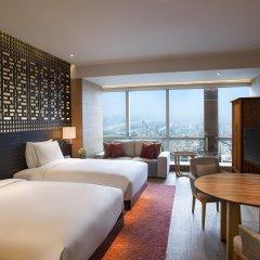 Отель Park Hyatt Guangzhou комната для гостей фото 3