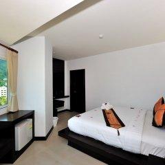 Отель Apk Resort Патонг комната для гостей фото 2