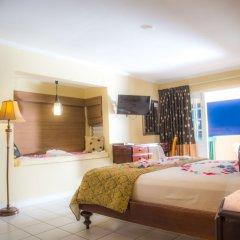 Отель The Cardiff Hotel & Spa Ямайка, Ранавей-Бей - отзывы, цены и фото номеров - забронировать отель The Cardiff Hotel & Spa онлайн удобства в номере