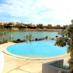 Отель El Gouna Royal Chalet бассейн фото 2