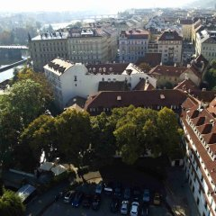 Отель Kampa Stara zbrojnice Sivek Hotels балкон