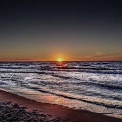 Отель Apart Neptun Польша, Гданьск - 5 отзывов об отеле, цены и фото номеров - забронировать отель Apart Neptun онлайн пляж