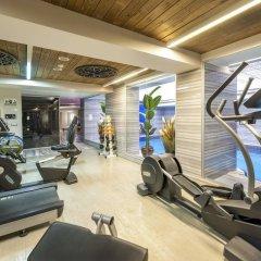 Отель Yasmak Sultan фитнесс-зал