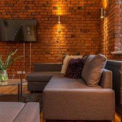 Апартаменты Manchester Arena Apartments интерьер отеля