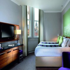 Townhouse Hotel Manchester 4* Стандартный номер с различными типами кроватей фото 3