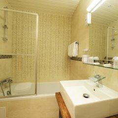 Отель Hôtel Pavillon Montmartre ванная
