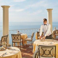 Belmond Hotel Caruso Равелло питание фото 3