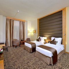Отель Copthorne Hotel Sharjah ОАЭ, Шарджа - отзывы, цены и фото номеров - забронировать отель Copthorne Hotel Sharjah онлайн комната для гостей фото 2