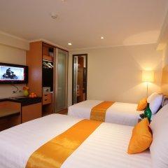 Отель Citin Pratunam Bangkok By Compass Hospitality 3* Улучшенная студия фото 10
