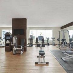 Отель Hyatt Place Dubai/Wasl District фитнесс-зал фото 2