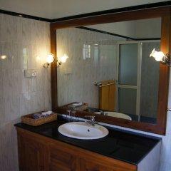 Отель Sandali Walauwa Шри-Ланка, Бентота - отзывы, цены и фото номеров - забронировать отель Sandali Walauwa онлайн ванная фото 2