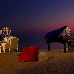 Отель Danai Beach Resort Villas пляж фото 2