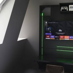 Отель The Arcade Hotel Нидерланды, Амстердам - 2 отзыва об отеле, цены и фото номеров - забронировать отель The Arcade Hotel онлайн интерьер отеля