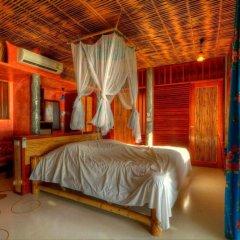 Отель Koh Tao Bamboo Huts Таиланд, Остров Тау - отзывы, цены и фото номеров - забронировать отель Koh Tao Bamboo Huts онлайн комната для гостей фото 3