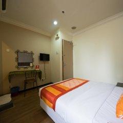 Отель OYO Rooms Jalan Petaling Малайзия, Куала-Лумпур - отзывы, цены и фото номеров - забронировать отель OYO Rooms Jalan Petaling онлайн комната для гостей фото 3