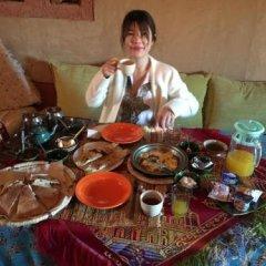 Отель Merzouga Camp Марокко, Мерзуга - отзывы, цены и фото номеров - забронировать отель Merzouga Camp онлайн питание фото 2