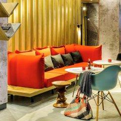 Отель ibis Hamburg City гостиничный бар