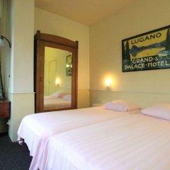 Отель Museumzicht Нидерланды, Амстердам - 1 отзыв об отеле, цены и фото номеров - забронировать отель Museumzicht онлайн комната для гостей фото 4
