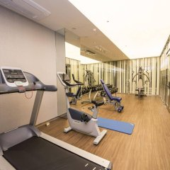 Отель Boree Hotel Южная Корея, Сеул - отзывы, цены и фото номеров - забронировать отель Boree Hotel онлайн фитнесс-зал