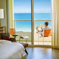 Отель Marriott Stanton South Beach комната для гостей фото 4