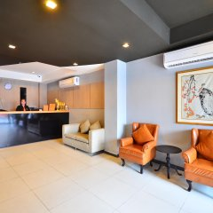 H2 Hotel Бангкок интерьер отеля