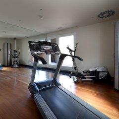 Отель Eurostars BCN Design фитнесс-зал