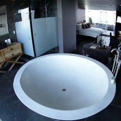 Отель Demetria Hotel Мексика, Гвадалахара - отзывы, цены и фото номеров - забронировать отель Demetria Hotel онлайн ванная