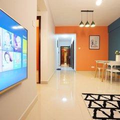 Апартаменты TaYu Apartment Zhujiang New Town Branch интерьер отеля