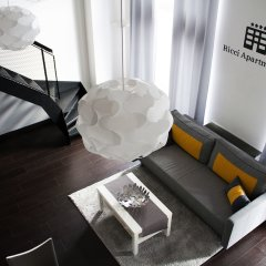 Апартаменты Ricci Apartments фитнесс-зал