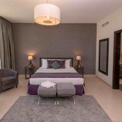 Nassima Tower Hotel Apartments комната для гостей