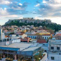 Отель Lotus Inn Греция, Афины - отзывы, цены и фото номеров - забронировать отель Lotus Inn онлайн балкон