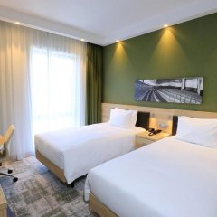 Отель Hampton by Hilton Gdansk Old Town Польша, Гданьск - 1 отзыв об отеле, цены и фото номеров - забронировать отель Hampton by Hilton Gdansk Old Town онлайн комната для гостей фото 3