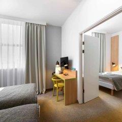 Отель ibis Styles Budapest City Венгрия, Будапешт - 4 отзыва об отеле, цены и фото номеров - забронировать отель ibis Styles Budapest City онлайн комната для гостей фото 2