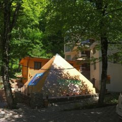 Мини-Отель Пирамида парковка
