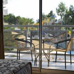 Asrin Beach Hotel Турция, Аланья - отзывы, цены и фото номеров - забронировать отель Asrin Beach Hotel - All Inclusive онлайн балкон