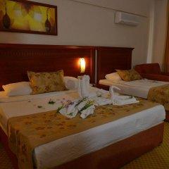 Отель Laphetos Beach Resort & Spa - All Inclusive сейф в номере