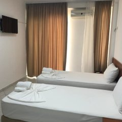 Апартаменты Sunny Bliss Apartments with Seaview Дуррес комната для гостей фото 5
