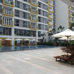 Апартаменты Bluesky Serviced Apartment Airport Plaza фото 5