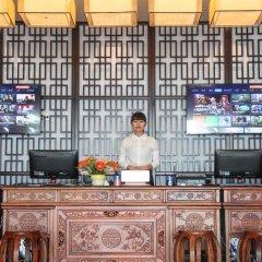 Отель Jielv Aviation Hotel Китай, Чжухай - отзывы, цены и фото номеров - забронировать отель Jielv Aviation Hotel онлайн бассейн фото 3