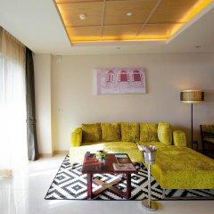 Отель The Kee Resort & Spa комната для гостей